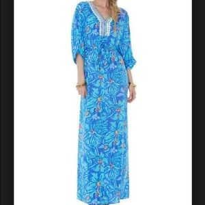 Wilda Caftan Dress
